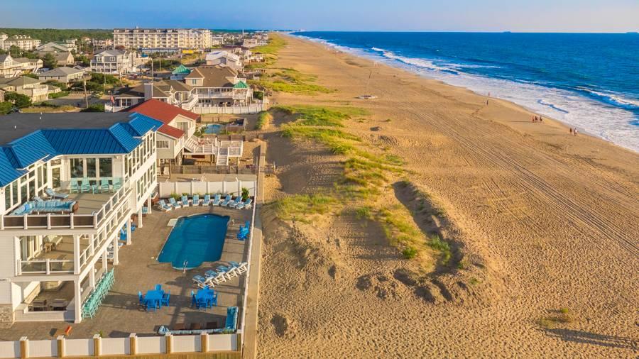 Sandbridge Oceanfront Vacation Rentals